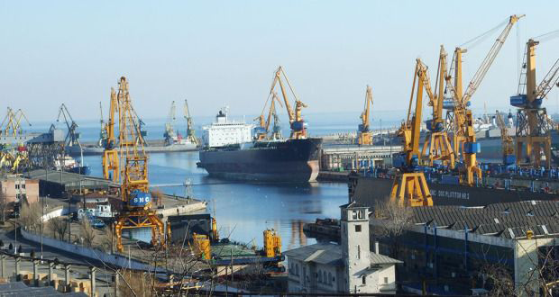 export vehicle to Constanta in container