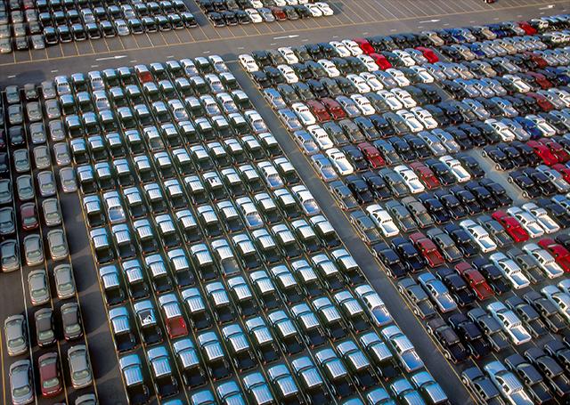 auto export to Germany